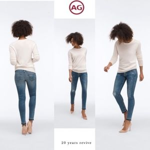 AG The Legging Super Skinny Ankle Jeans size 25R